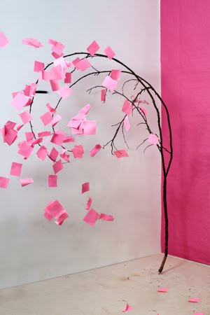 post it note tree best of office weekend roundup 53