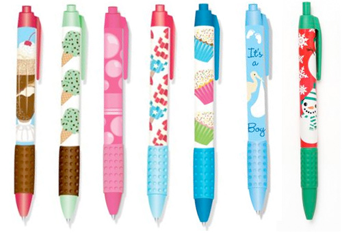 scented pens international arrivals office supplies