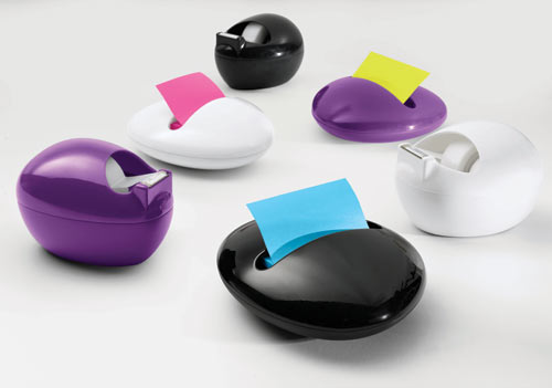 3M karim rashid post it dispensers best of office weekend roundup 59