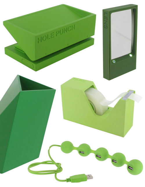 green lexon design office supplies lexon design for your modern office