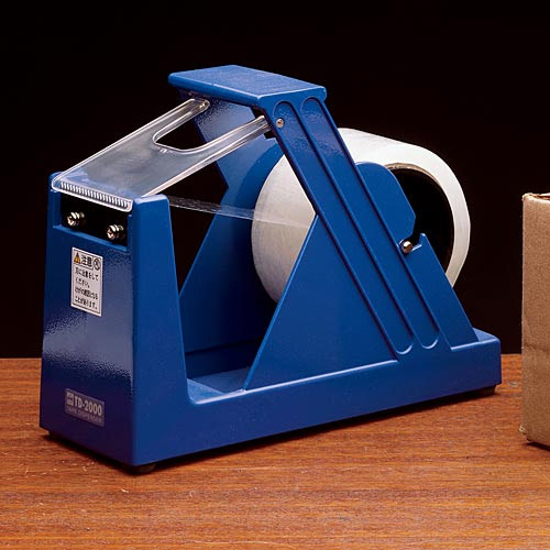 jumbo tape dispenser Garrett Wade for Your Manly Office