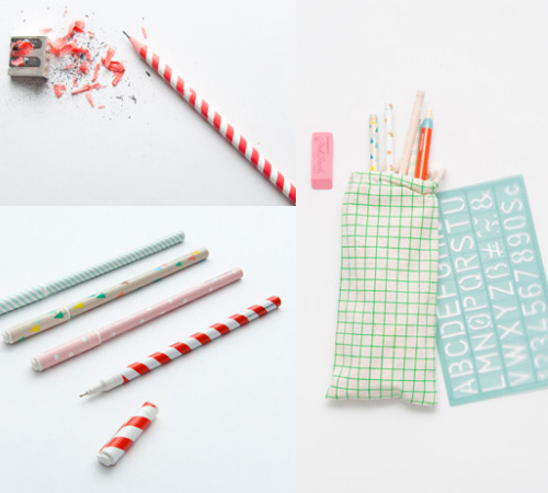 minikins pens pencils minikin wins for cutest stationery supplies
