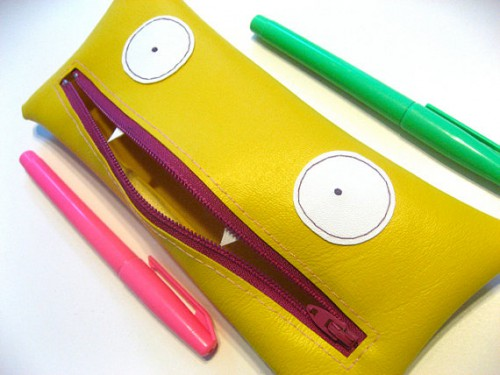 monster pencil case 500x375 best of office weekend roundup 60