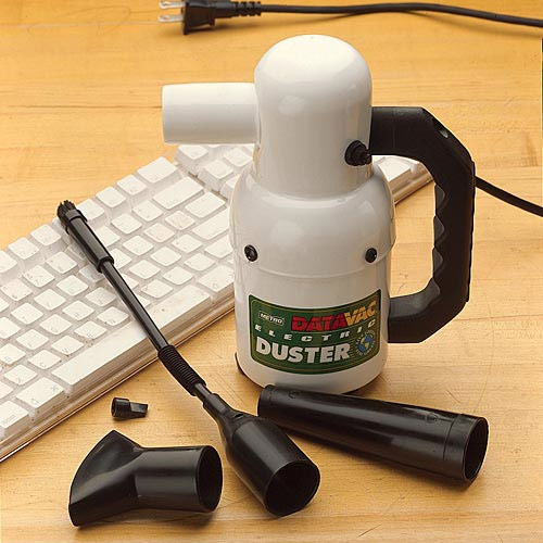 the power duster Garrett Wade for Your Manly Office