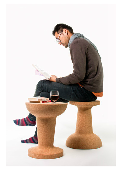 cork pushpin stool best of office weekend roundup 65