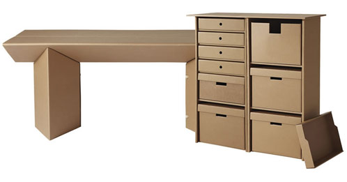 karton cardboard desk Your Karton Cardboard Office