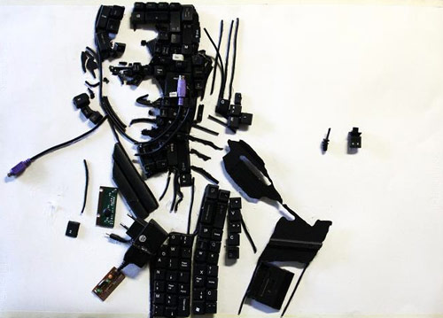 maurice mbikayi keyboard art 2 Maurice Mbikayis Keyboard Art