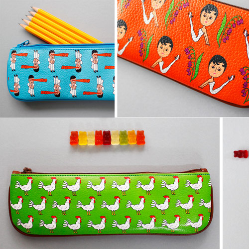 ooh la la pencil cases Ooh La La Office Supplies!