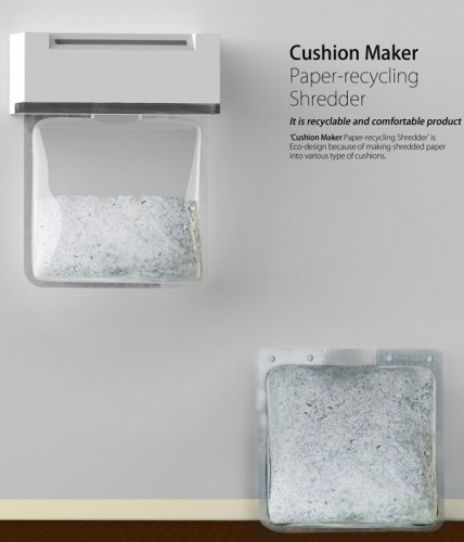 shredder to cushion maker 428x500 best of office weekend roundup 62