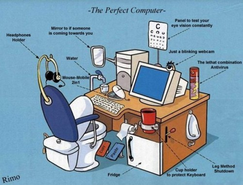 the perfect computer comic 500x381 best of office weekend roundup 62