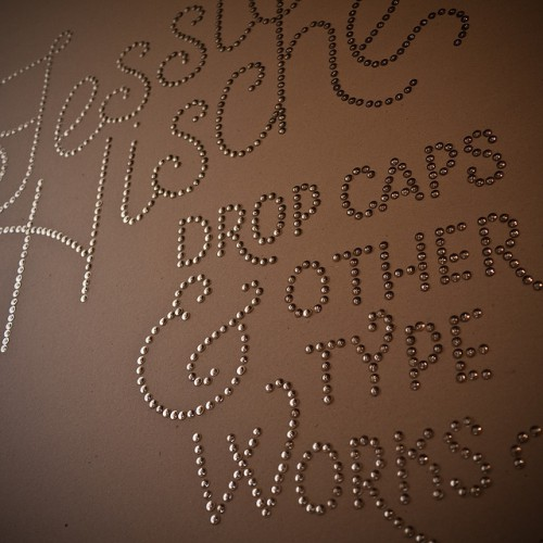 typography thumb tack art 500x500 best of office weekend roundup 63