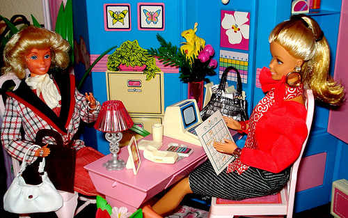 barbie-in-the-office