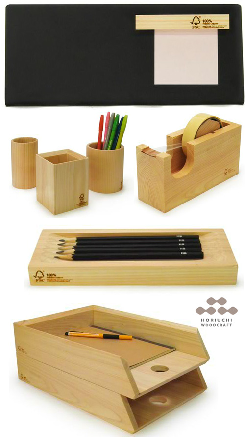 horiuchi wooden office supplies best of office weekend roundup 83