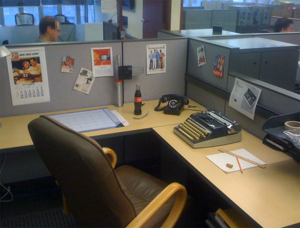 office-prank