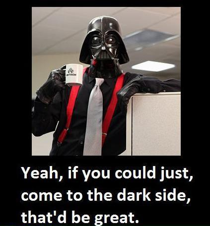 office space darth vater best of office weekend roundup 69