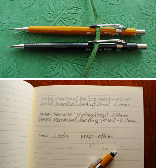 pentel drafting pencil review pentel drafting pencils