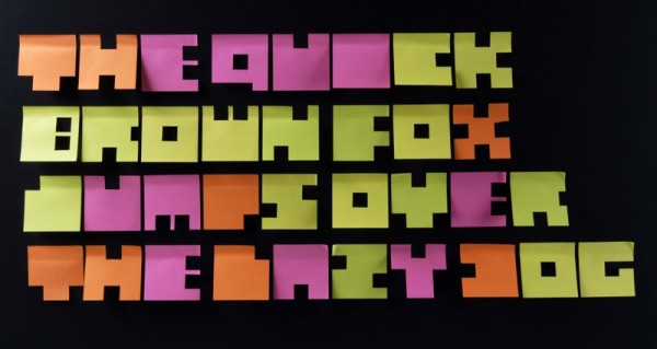 post-it-note-font