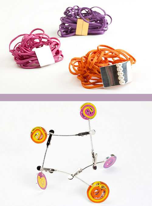 rurong rubber band jewelry RURONGs Jewelry