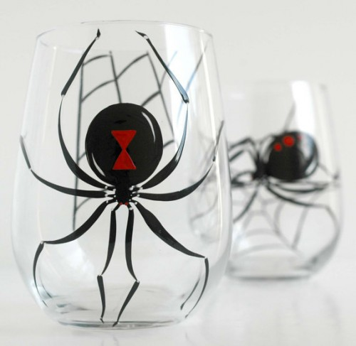 sharpie-paint-spider-glasses