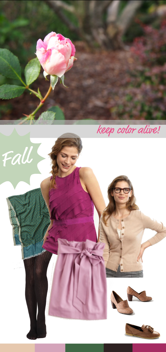 shoplet fall color New Fall Fashion Colors for Work