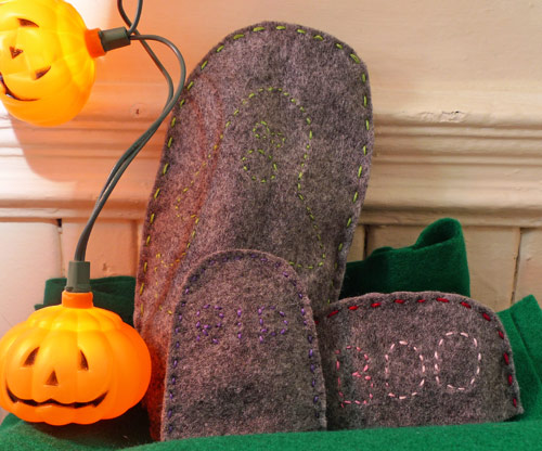 tombstone pencil cases Halloween Giveaway Preview