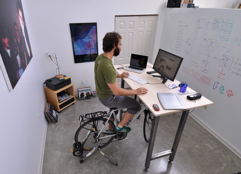 bike desk best of office weekend roundup 72
