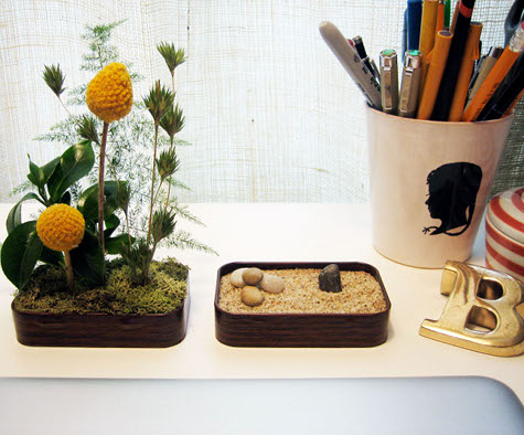 diy mini desktop garden best of office weekend roundup 72