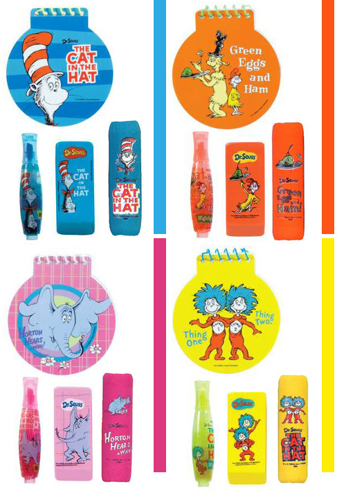 dr seuss stationery 2 Dr. Seuss in Your School/Office!