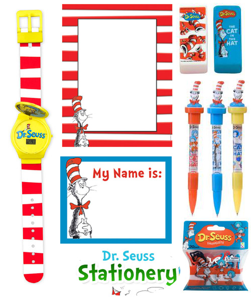dr seuss stationery Dr. Seuss in Your School/Office!