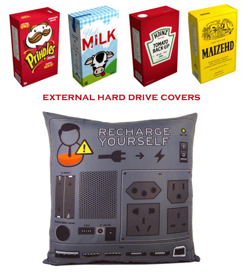 external hard drive covers Meninos for Your Office