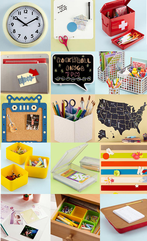 land of nod office supplies Desk Accessories From Land of Nod