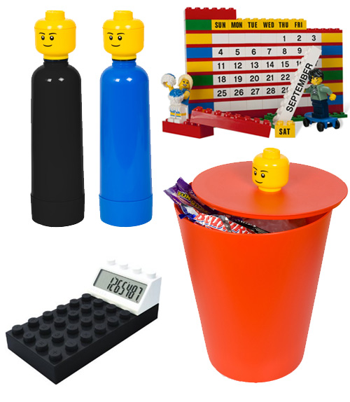 lego office supplies 2 LEGO in your Office
