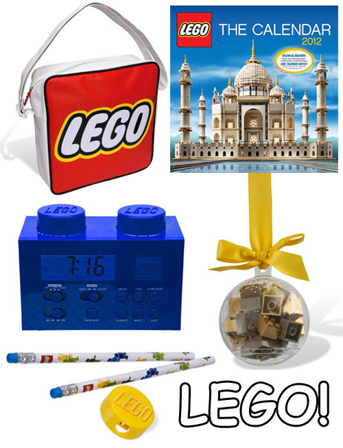 lego office supplies 3 LEGO in your Office