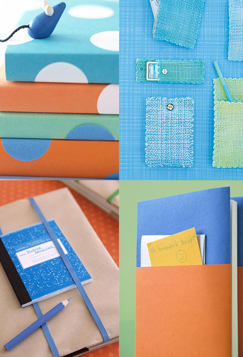 martha stewart back to school crafts Reorganize for School with Martha Stewart
