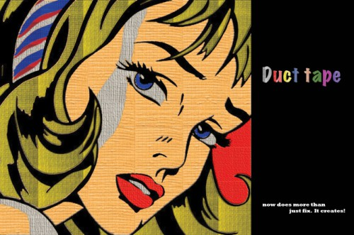 Duct Pop art 500x331 best of office weekend roundup 78