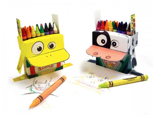 animal crayon boxes 500x375 best of office weekend roundup 77