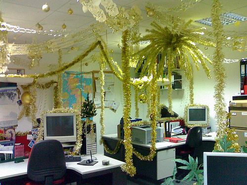 office tinsel christmas best of office weekend roundup 75