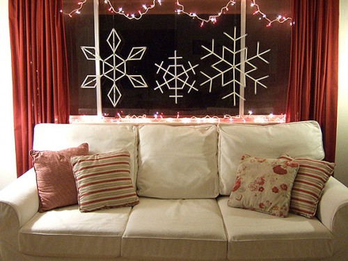 popsicle stick snowflakes 500x375 best of office weekend roundup 74