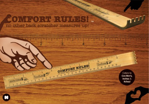 ruler back scratcher 500x349 best of office weekend roundup 74