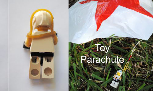 toy parachute Zakka Life Crafts