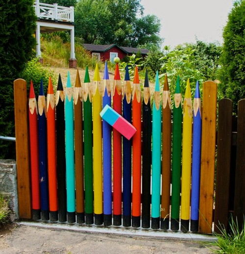 colored pencil fence eraser handle best of office weekend roundup 80