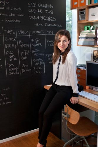 cool desks sophia bush 1 best of office weekend roundup 82