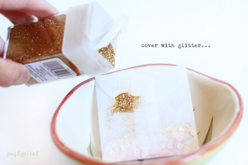 diy glitter tape 500x333 best of office weekend roundup 81