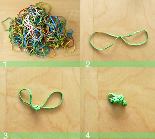 mini rubber band ball instructions Make Mini Rubber Band Balls