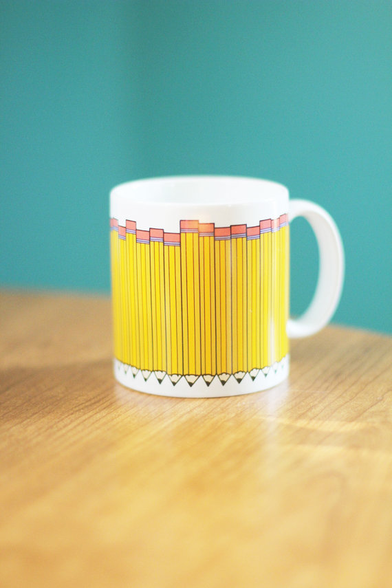 pencil-mug