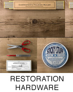 restoration hardware EXPLORE