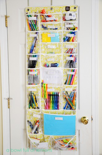 school supplies organizer 331x500 best of office weekend roundup 82