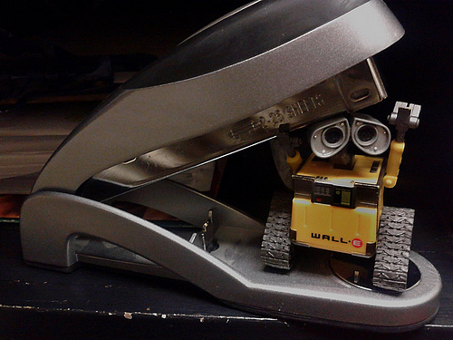 wall e stapler best of office weekend roundup 79