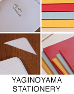yaginoyama stationery EXPLORE