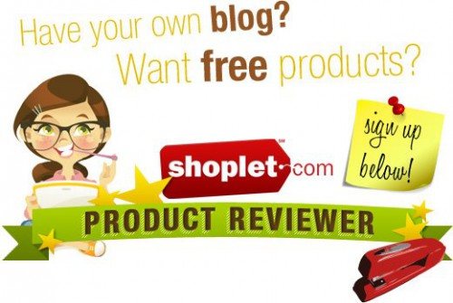 426054 10150813111828275 198790358274 12590523 2076282064 n 500x335 Shoplet Product Review Program